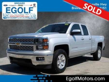 2016 Chevrolet Silverado 1500 LT 4WD for Sale  - 82362  - Egolf Motors