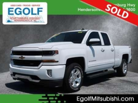 2016 Chevrolet Silverado 1500 LT Z71 4WD for Sale  - 7701  - Egolf Motors