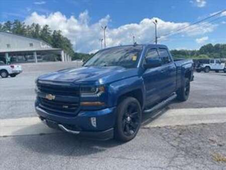 2017 Chevrolet Silverado 1500 LT Z71 4WD for Sale  - 82499  - Egolf Motors