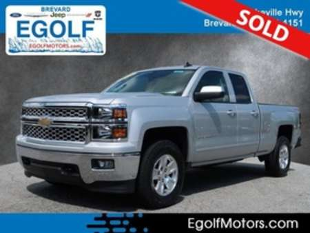 2015 Chevrolet Silverado 1500 LT 4WD for Sale  - 7734  - Egolf Motors