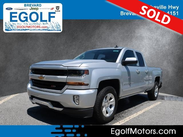 2017 Chevrolet Silverado 1500  - Egolf Motors