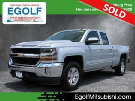 2016 Chevrolet Silverado 1500 LT 4WD for Sale  - 7708  - Egolf Motors