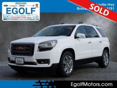 2017 GMC Acadia Limited Limited AWD for Sale  - 82441  - Egolf Motors
