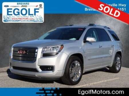 2013 GMC Acadia Denali AWD for Sale  - 82451  - Egolf Motors
