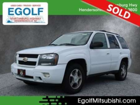 2009 Chevrolet TrailBlazer LT1 4WD for Sale  - 7701A  - Egolf Motors