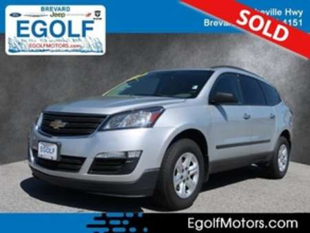 2016 Chevrolet Traverse LS for Sale  - 5068A  - Egolf Motors