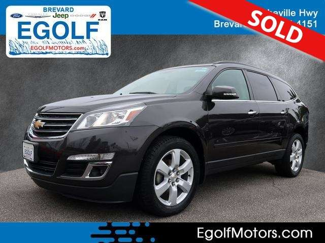 2017 Chevrolet Traverse LT 1