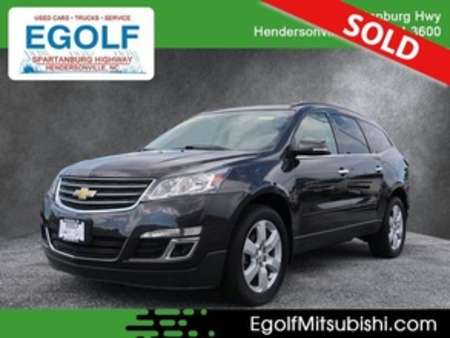 2016 Chevrolet Traverse LT AWD for Sale  - 7711  - Egolf Motors