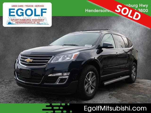 2016 Chevrolet Traverse  - Egolf Motors