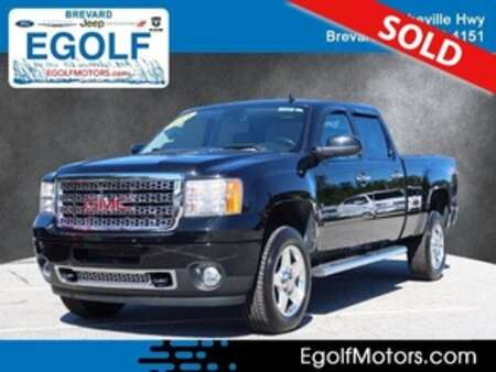 2014 GMC Sierra 2500HD Denali 4WD Crew Cab for Sale  - 11028  - Egolf Motors
