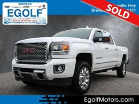 2016 GMC Sierra 2500HD Denali 4WD Crew Cab for Sale  - 5146A  - Egolf Motors