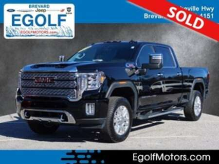 2020 GMC Sierra 2500HD Denali 4x4 4WD Crew Cab for Sale  - 5277A  - Egolf Motors