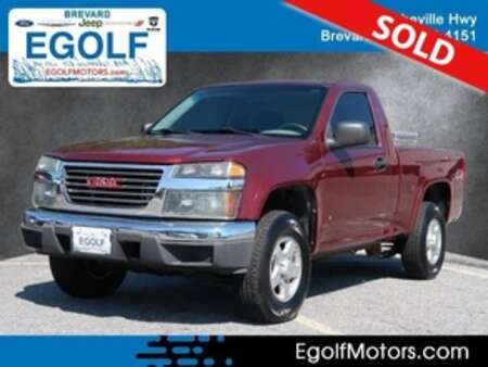 2007 GMC Canyon SL 4WD Regular Cab for Sale  - 10943B  - Egolf Motors
