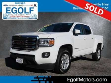 2019 GMC Canyon SLE 4WD Crew Cab for Sale  - 10904  - Egolf Motors