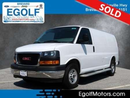 2018 GMC Savana Cargo Van 2500 for Sale  - 10849  - Egolf Motors