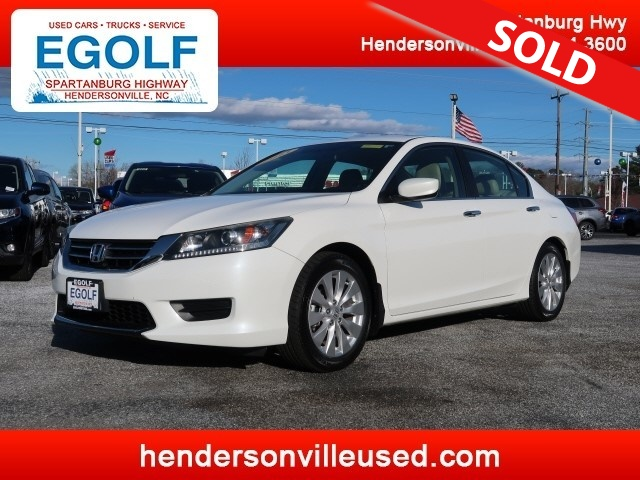 2013 Honda Accord  - Egolf Motors