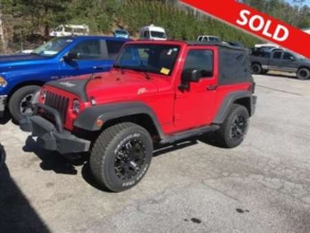 2011 Jeep Wrangler Sport 4WD for Sale  - 21802A  - Egolf Motors