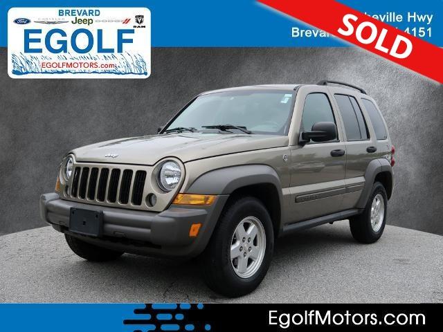 2006 Jeep Liberty  - Egolf Motors