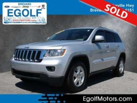 2011 Jeep Grand Cherokee Laredo for Sale  - 21342B  - Egolf Motors