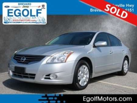 2012 Nissan Altima 2.5 S for Sale  - 82324A  - Egolf Motors