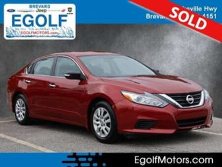 2016 Nissan Altima 2.5 S for Sale  - 7469  - Egolf Motors