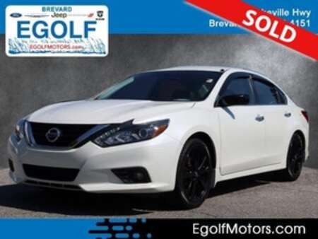 2017 Nissan Altima 2.5 Sr Midnight Edition for Sale  - 82428A  - Egolf Motors
