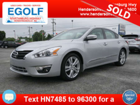 2015 Nissan Altima 3.5 SL for Sale  - 7485  - Egolf Motors