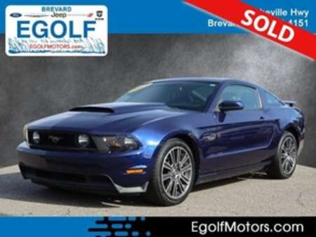 2012 Ford Mustang GT Premium for Sale  - 82444A  - Egolf Motors