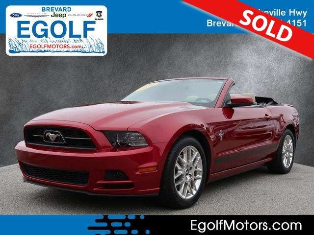 2014 Ford Mustang V6 P