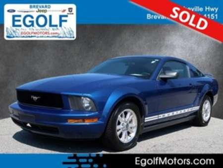 2006 Ford Mustang V6 for Sale  - 10820A  - Egolf Motors