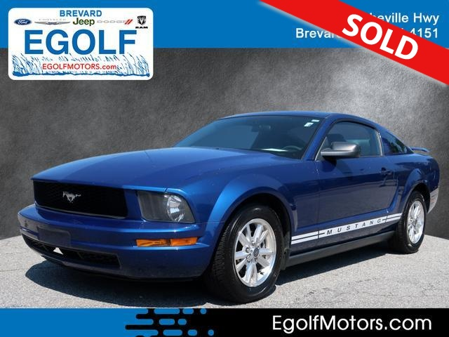 2006 Ford Mustang  - Egolf Motors