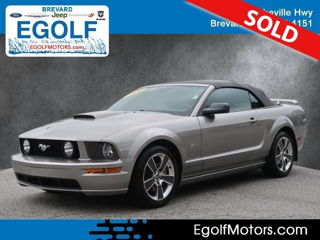 2008 Ford Mustang  - Egolf Motors