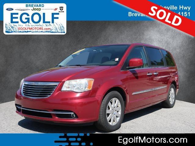 2011 Chrysler Town & Country  - Egolf Motors