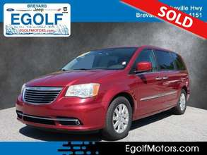 2011 Chrysler Town & Country Tour