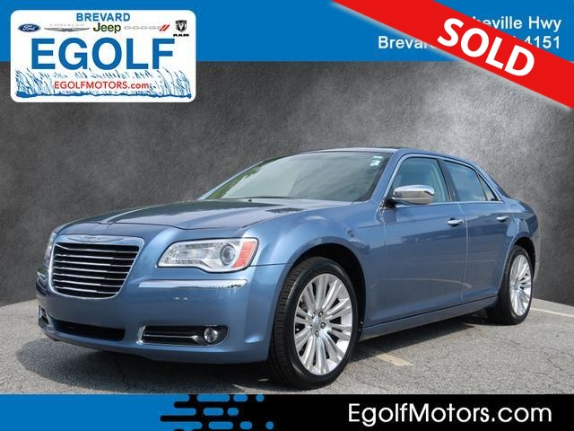 2011 Chrysler 300  - Egolf Motors