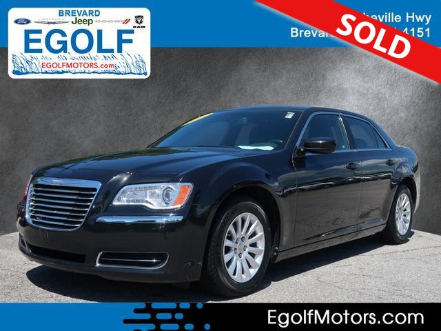 2014 Chrysler 300  - Egolf Motors