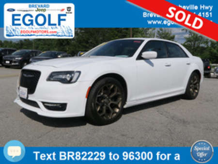 2017 Chrysler 300 S for Sale  - 82229  - Egolf Motors