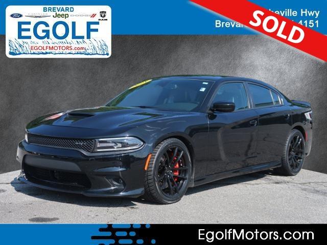 2018 Dodge Charger  - Egolf Motors