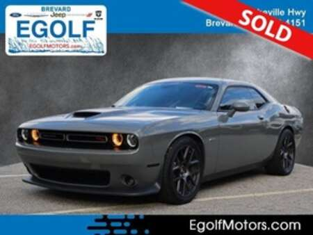 2019 Dodge Challenger R/T for Sale  - 82393  - Egolf Motors