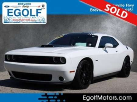 2016 Dodge Challenger R/T Shaker for Sale  - 21916A  - Egolf Motors