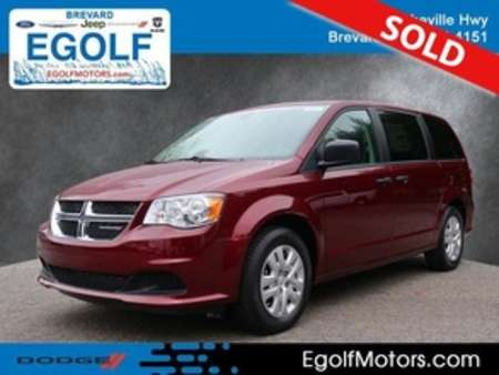 2019 Dodge Grand Caravan SE for Sale  - 21687  - Egolf Motors