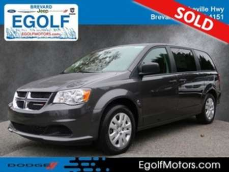 2019 Dodge Grand Caravan SE for Sale  - 21682  - Egolf Motors