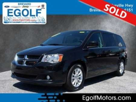 2018 Dodge Grand Caravan SXT for Sale  - 10885  - Egolf Motors