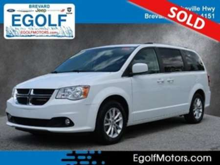 2019 Dodge Grand Caravan SXT for Sale  - 82416  - Egolf Motors