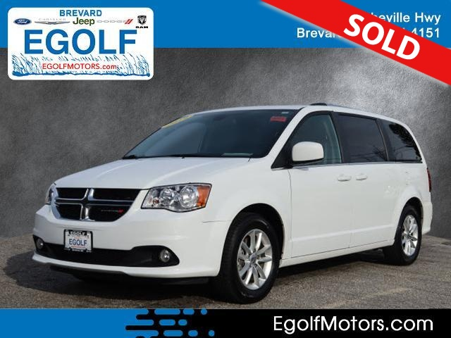 2019 Dodge Grand Caravan  - Egolf Motors