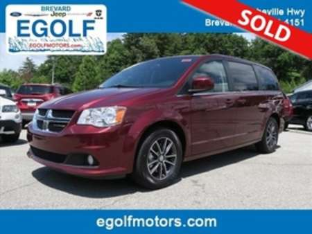 2017 Dodge Grand Caravan SXT for Sale  - 82226  - Egolf Motors