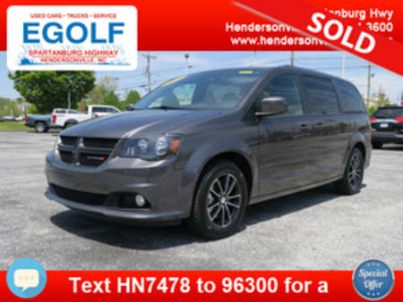 2017 Dodge Grand Caravan GT for Sale  - 7478  - Egolf Motors