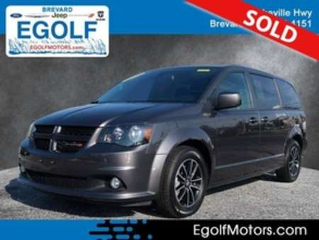 2018 Dodge Grand Caravan GT for Sale  - 7739  - Egolf Motors
