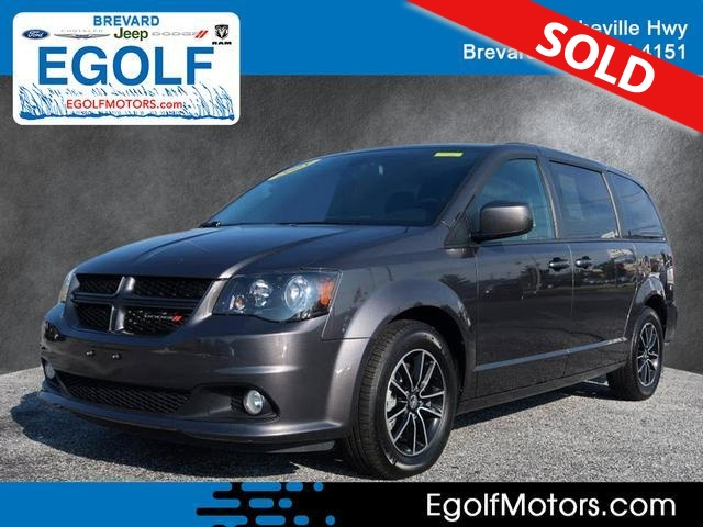 2018 Dodge Grand Caravan  - Egolf Motors