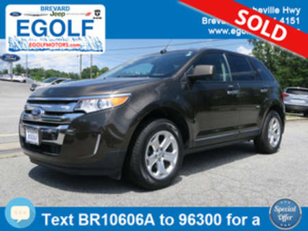 2011 Ford Edge SEL for Sale  - 10606A  - Egolf Motors